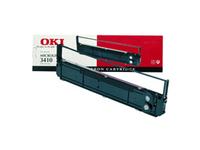 OKI - 1 - Farbe (Cyan, Magenta, Gelb, Schwarz) - Farbband (Farbe) - für Microline 395B, 395C