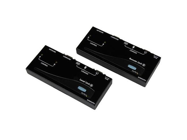StarTech.com USB VGA KVM Verlängerung bis zu 150m - KVM extender über Cat5 UTP Netzwerkkabel - KVM-Extender - bis zu 150 m