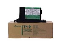 Kyocera TK 9 - Schwarz - Tonersatz - für FS-1500, 1500 Plus, 1500A, 3500, 3500A