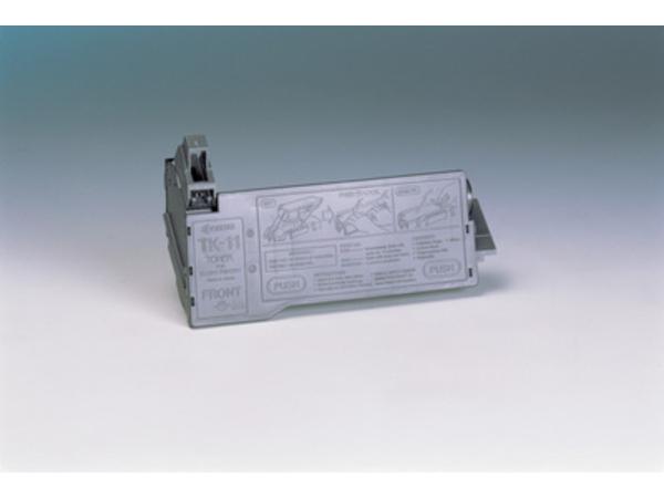 Kyocera TK 11 - Schwarz - Tonersatz - für FS-400, 400A