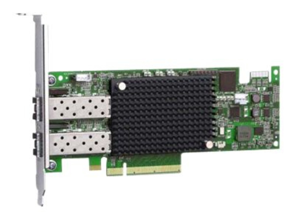Emulex 8Gb FC Dual-port HBA for IBM System x Hostbus-Adapter PCI Express x4 8Gb Fibre Channel x 2 f�r System x3100 M4; x3250 M3; x3250 M4; x3300 M4; x3630 M4; x3650 M4 HD; x36XX M3; x3950 X5 [42D0494]