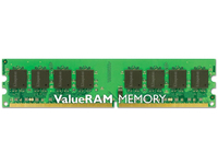 Kingston ValueRAM - DDR2 - 2 GB - DIMM 240-PIN - 667 MHz / PC2-5300 - CL5