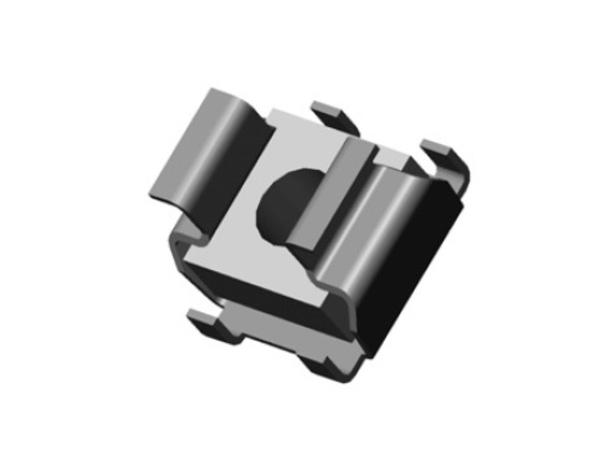 Fujitsu - Käfigmuttern (Packung mit 50 ) - für PRIMECENTER; PRIMERGY Econel 230R S1, RX100 S4, RX330 S1, RX600 S4, TX150 S5, TX300 S4