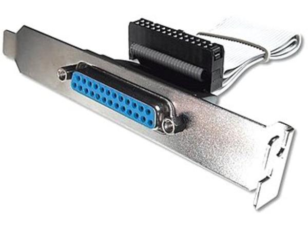 Fujitsu - Parallelport - DB-25 - für Celsius W550; ESPRIMO C910, P3520, P556, P710, P756, P756 E94, P7936, P910, P956/E94, P957