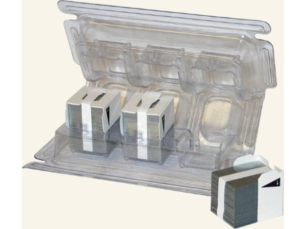 Kyocera MS-3 - 5000 Stck. Heftkartusche (Packung mit 3) - für FS-9100DN, 9500DN; KM 2530, 3530, 4030
