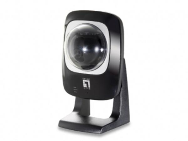 LevelOne FCS-0020 - Netzwerk-Überwachungskamera - PTZ - Farbe - 640 x 480 - Audio