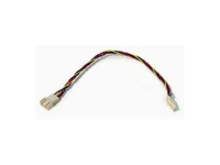 Supermicro CBL-0296L - Netzkabel für Lüfter - interne Stromversorgung, 4-polig (M) bis interne Stromversorgung, 4-polig (W) - 22.9 cm - für SuperServer 1015B-3B, 1025C-3B
