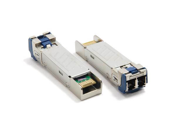 LevelOne GVT-0301 - SFP (Mini-GBIC)-Transceiver-Modul - Gigabit Ethernet - 1000Base-LX - LC - bis zu 10 km