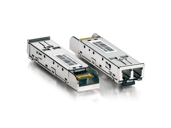 LevelOne GVT-0300 - SFP (Mini-GBIC)-Transceiver-Modul - Gigabit Ethernet - 1000Base-SX - LC Multi-Mode - bis zu 550 m