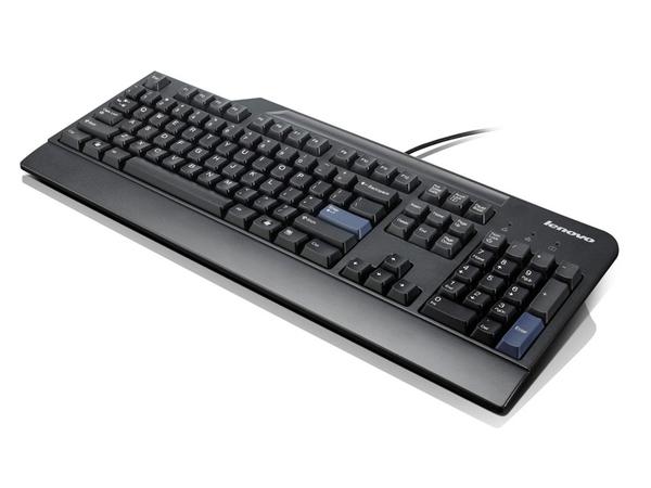 Lenovo ThinkPlus Preferred Pro - Tastatur - USB - Dänisch - Business Black - Einzelhandel