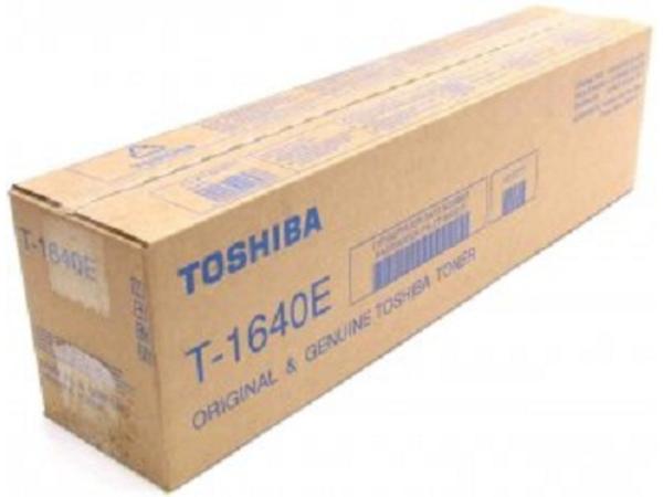 Toshiba T1640E - Schwarz - Original - Tonerpatrone - für e-STUDIO 163, 165, 166, 167, 203, 205, 206, 207, 237