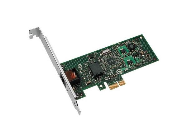 Fujitsu - Netzwerkadapter - PCIe Low Profile - Gigabit Ethernet - für PRIMERGY RX100 S7p, RX100 S8, RX1330 M1, RX200 S8, RX300 S8, TX120 S3p, TX1320 M1
