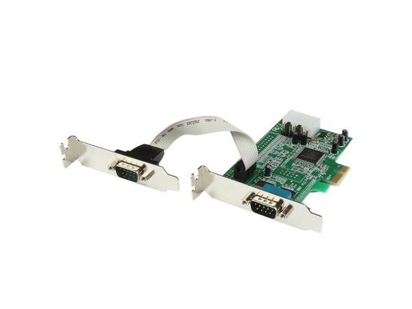 PCI EXPRESS SERIAL CARD