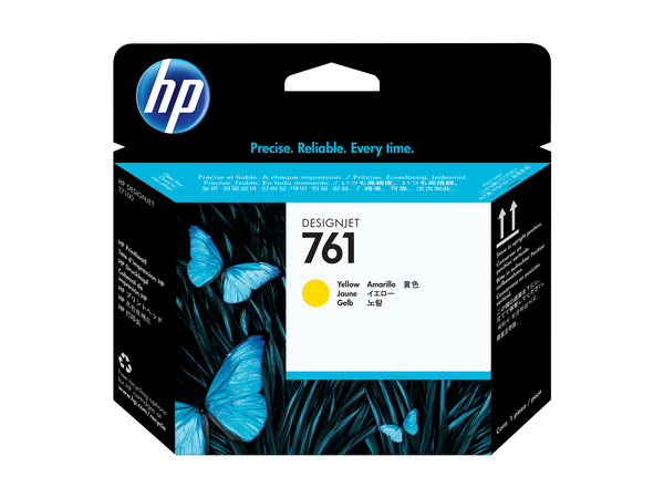 HP 761 - Gelb - Druckkopf - für DesignJet T7100, T7200 Production Printer