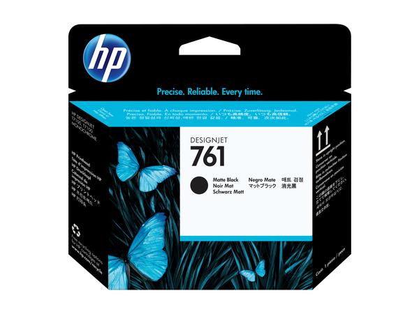HP 761 - Mattschwarz - Druckkopf - für DesignJet T7100, T7200 Production Printer