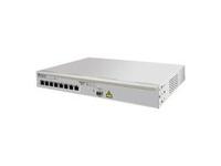 Allied Telesis AT FS708/POE - Switch - nicht verwaltet - 8 x 10/100 + 1 x SFP - Desktop - PoE