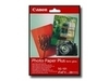 Canon Photo Paper Plus SG-201 - Fotopapier - semi-glossy - A3 (297 x 420 mm) - 260 g/m² - 20 Blatt