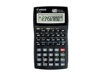 Canon F-502G - Wissenschaftlicher Taschenrechner - 10 Stellen + 2 Exponenten - Batterie - Dunkelgrau