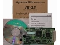 Kyocera IB-23 - Druckserver - KUIO-LV - 100Mb LAN - 100Base-TX - für FS-1320, 2000, 3900, 4000, 91XX, 95XX, C5015, C5025, C8026; KM 4050, C2520, C3225, C3232