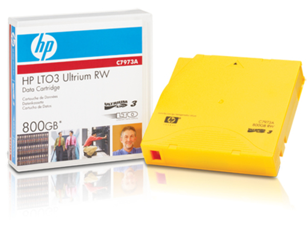 HP C7973A  LTO3 Ultrium    400GB / 800GB