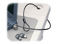 Fujitsu - Sicherheitskabelschloss - 1.9 m - für ESPRIMO D556, D757, D757/E94, D956, D957, D957/E94, P556, P956/E94, P957, Q520, Q956, X956