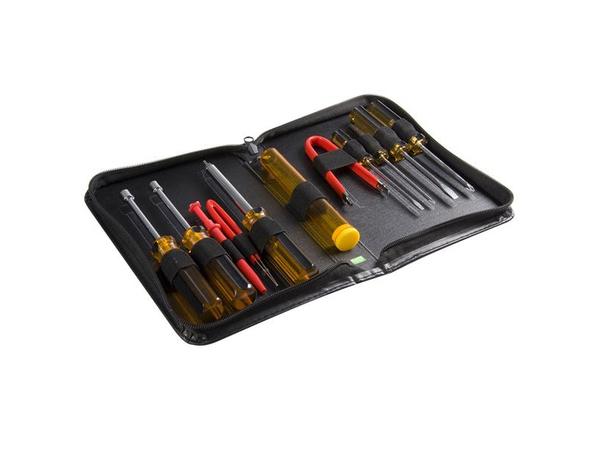 StarTech.com Computer Werkzeugset für die Reparatur vom Computer - PC Tool Kit - Werkzeug Set - Werkzeugsatz