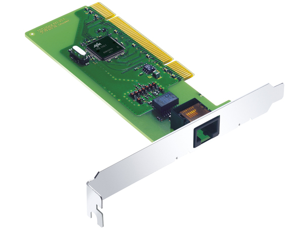 AVM FRITZ!Card PCI v2.0 - ISDN Terminal Adapter - PCI - ISDN BRI ST - 128 Kbps