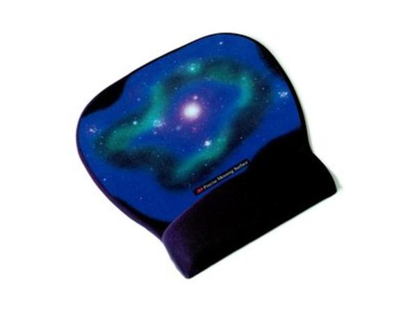 3M Precise Mousing Surface with Gel Wrist Rest - Mauspad mit Handgelenkpolsterkissen