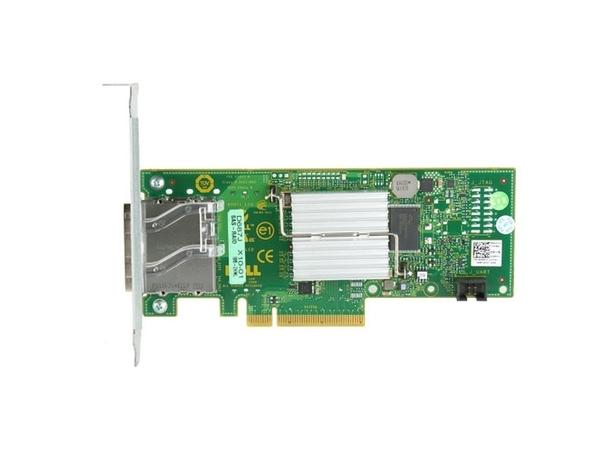 Dell - Speicher-Controller - 8 Sender/Kanal - SAS 2 - 600 MBps - PCIe x8