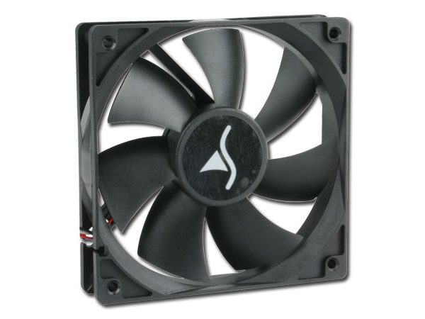 Lüfter Sharkoon 80x80x25mm System Fan Series S802530P-3