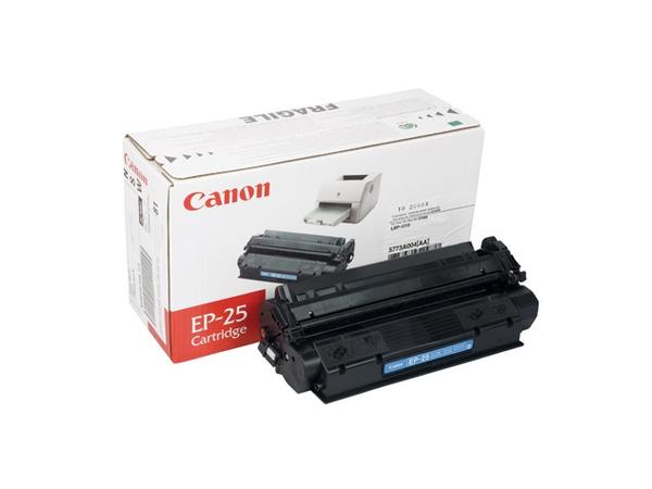 Canon EP-25 - Schwarz - Original - Tonerpatrone - für LBP-1210