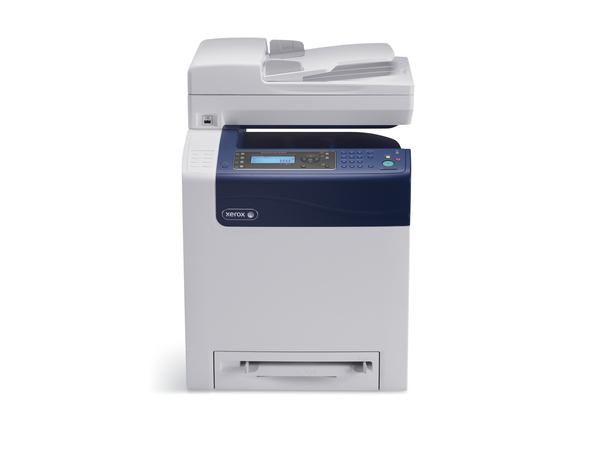Xerox WorkCentre 6505N - Multifunktionsdrucker - Farbe - Laser - Legal (216 x 356 mm) (Original) - A4/Legal (Medien)