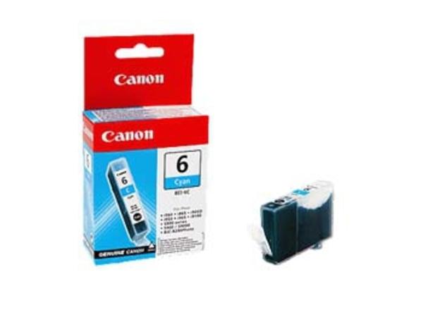 CANON BCI-6c Tinte cyan BJC8200