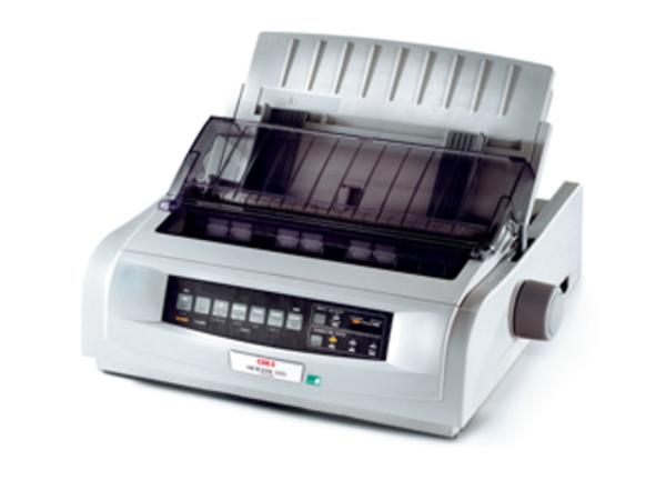 OKI Microline 5520eco - Drucker - monochrom - Punktmatrix - 254 mm (Breite) - 240 x 216 dpi