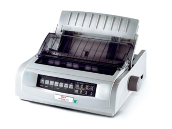 OKI Microline 5590eco - Drucker - monochrom - Punktmatrix - A4 - 360 dpi