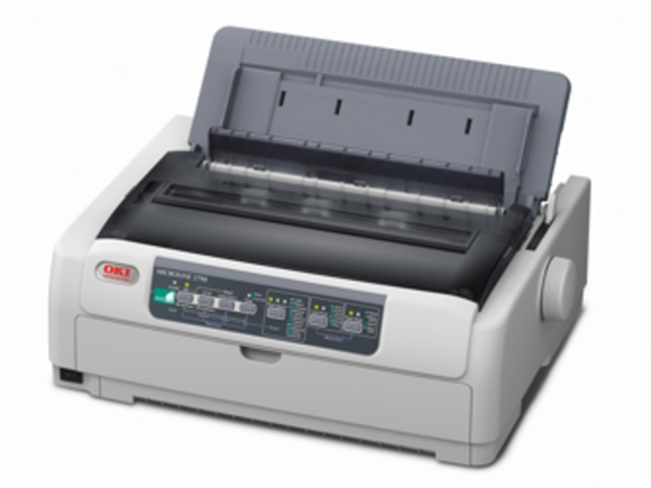 OKI Microline 5790eco - Drucker - monochrom - Punktmatrix - A4 - 24 Pin