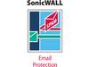 SonicWall Email Protection 8x5 STD  750 U 3J