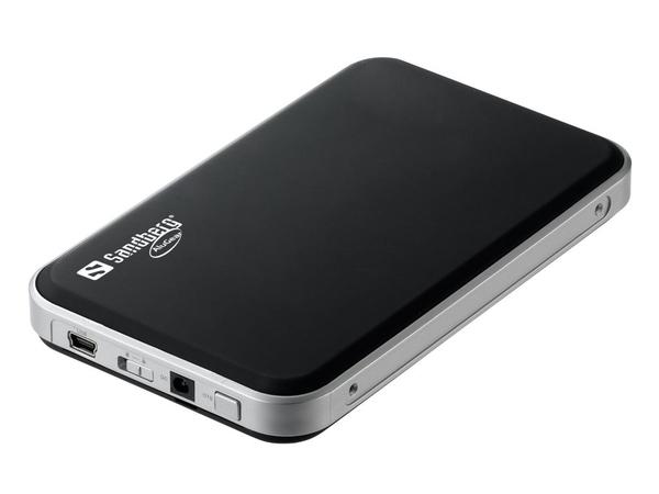 Sandberg USB 2.0 Hard Disk Box SATA 2.5 - Speicher-Controller - 6.4 cm (2.5