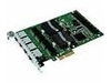 PRO/1000 PT Quad Port Server Adapter by Intel