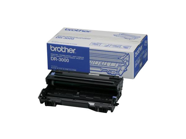 Brother DR-3000 Trommeleinheit 20.000 Seiten für HL-5130, -5140, -5140LT, -5150D, -5150DLT, -5170DN, -5170DNLT, DCP-8040,-8040LT, -8045D/DN, MFC-8440,-8440LT, -8840D/DN,-8220