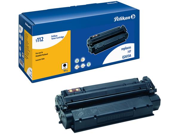 Toner HP Q2613A comp. Pelikan 1112SR schwarz