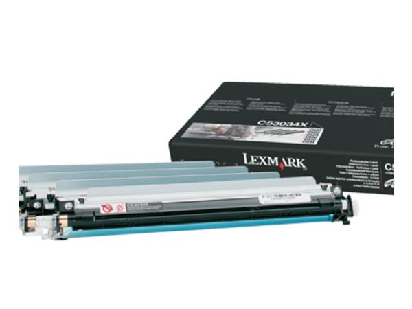 Lexmark - 4 - Fotoleitereinheit LCCP - für C520, 522, 524, 530, 532, 534