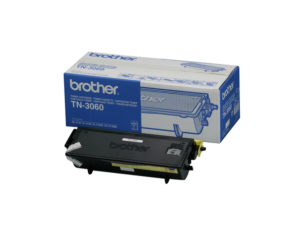 Brother TN3060 - Schwarz - Original - Tonerpatrone - für Brother DCP-8040, 8045, HL-5130, 5140, 5150, 5170, MFC-8220, 8440, 8840