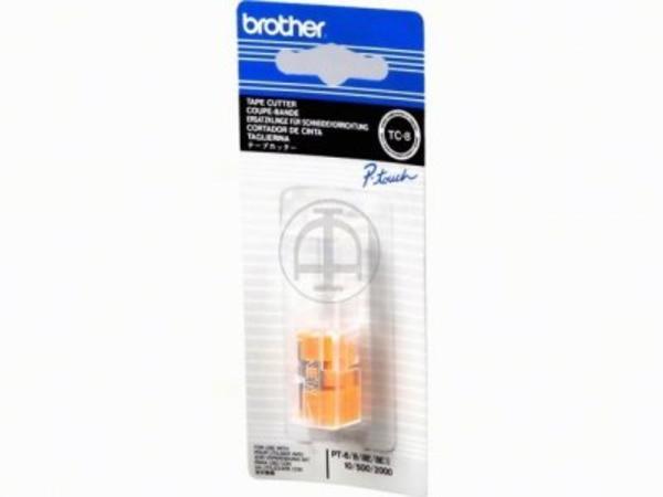 Brother TC8 - Druckerschneideblatt - für P-Touch PT-10, 12, 150, 20, 2000, 25, 3000, 500, 5000, PT-6, PT-8, PT-8E