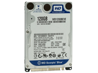 "120GB Scorpio 2.5"" EIDE HDD"