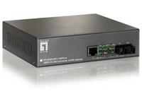 LevelOne Procon FVT-0204TXFC - Medienkonverter - Ethernet, Fast Ethernet - 10Base-T, 100Base-FX, 100Base-TX - RJ-45 / SC - bis zu 20 km