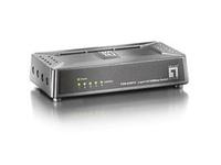 LevelOne PalmCom FSW-0508TX - Switch - 5 x 10/100 - Desktop