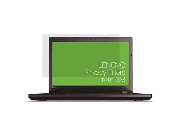 3M PF15.6W - Notebook-Privacy-Filter - 39,6 cm Breitbild (15,6