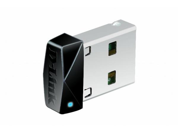 D-Link Wireless N DWA-121 - Netzwerkadapter - USB - 802.11g, 802.11n - für D-Link DIR-600