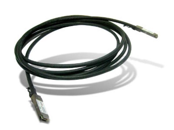 Lenovo Passive Direct Attach Cable - 10GBase Direktanschlusskabel - SFP+ (M) bis SFP+ (M) - 3 m - passiv - für Flex System EN2092 1Gb, Fabric CN4093 10, SI4091; Storage DX8200; System x3250 M6